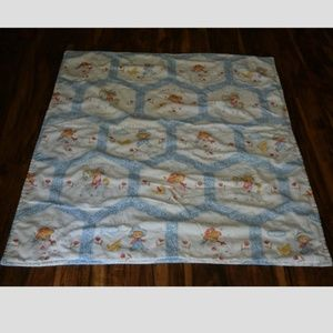 Other - Vintage Mary Had A Little Lamb Baby Blanket
